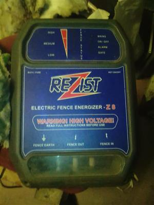 Electric fencing energizer for sale