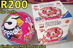 Ravensburger puzzle for sale