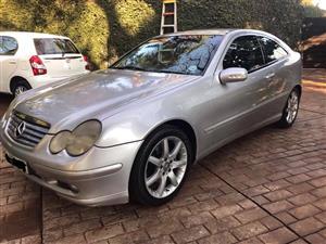 2003 Mercedes Benz 230C