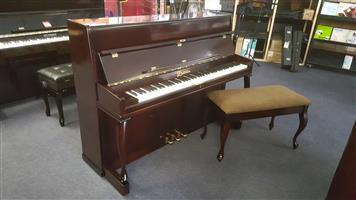 Piano - Dietmann. 109cm upright