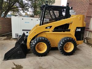 CAT 246 for sale