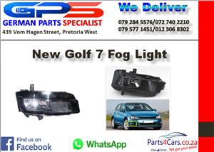 New VW Golf 7 Fog Light for Sale