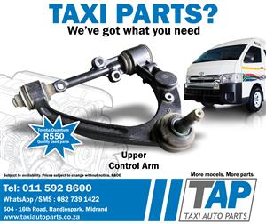 Toyota Quantum Upper CONTROL ARM  - Quality used spare parts for sale at Taxi Auto Parts TAP