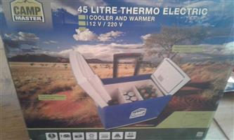 Electric coolerbox