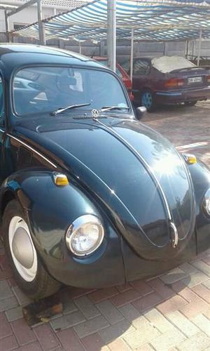 1978 VW Beetle 2.0