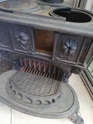 Antique coal stove for sale