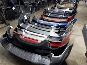 CHEV CAPTIVA 3.2 FRONT AND REAR BUMPERS FOR SALE