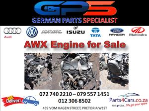 VW Polo 1.9 TDI (AWX) Engine for Sale