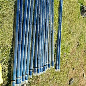 Solar geyser tubes