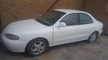 1997 Hyundai Elantra 1.6 GLS