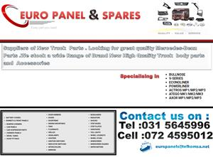 SPECIALISING IN MERCEDES BENZ NEW TRUCK BODY PARTS FOR:ACTROS,AXOR,ATEGO,POWERLINER,V SERIES->