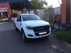 2018 Ford Ranger 2.2 double cab Hi Rider