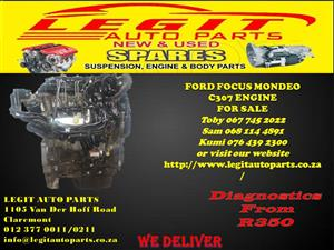 FORD FOCUS MONDEO C307 ENGINE FOR SALE