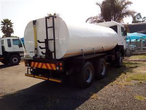 water tank browser 18000L new tank