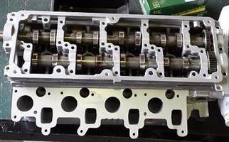 VW Amarok & Transporter Cylinder Head Assembly