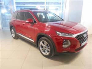 2019 Hyundai Santa FE Santa Fe 2.2CRDi 4WD Executive