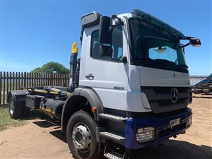 Mercedes Benz 1823 Truck Tractor For Sale!!