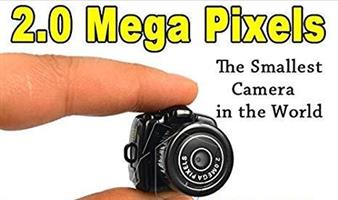 World Smallest Camcorders