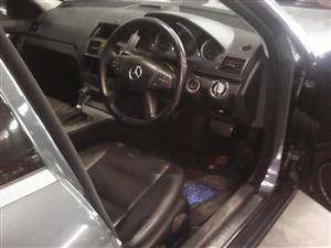 2010 Mercedes Benz C Class C350CDI Avantgarde