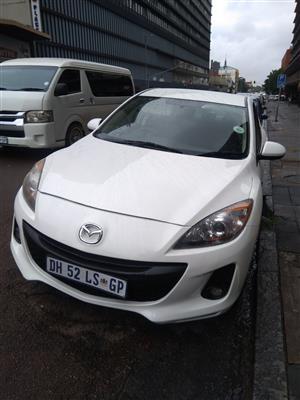 2011 Mazda 3 Mazda 1.6 Dynamic