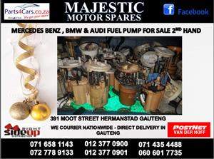 Majestic motor spares fuel pumps for mercedes benz audi and bmw for sale