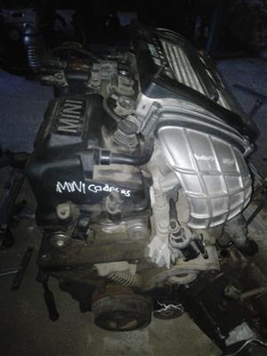 Mini Cooper engine  for sale