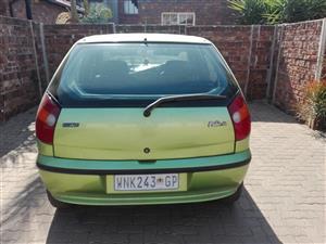 2000 Fiat Palio 1.2 EL 5 door