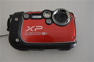Fujifilm Finepix Waterproof Camera