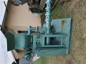 Secondhand Extruder Maize/Full Fat/Dog Food