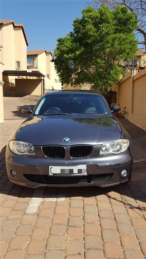 2009 BMW 1 Series 118i 5 door