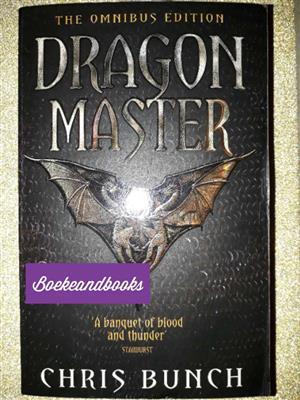 Dragonmaster - Omnibus - Chris Bunch.