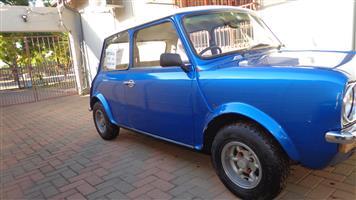 1980 Mini Clubman Cooper