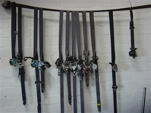 Safety belts for sale.