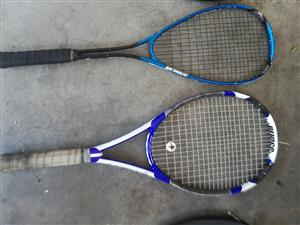 Prince tennis and squash racquet