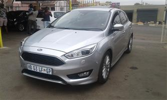 2017 Ford Focus 2.0 5 door Si