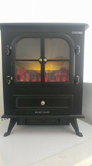 Goldair coal oven for sale