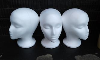 Mannequin Display Heads For Sale