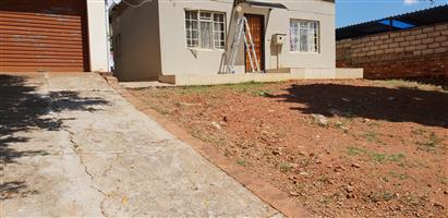 House for rent in Atteridgeville