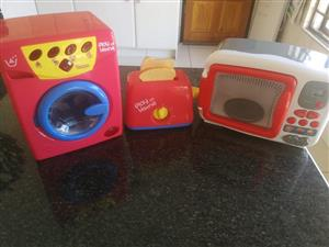 Play at home kitchen set for sale