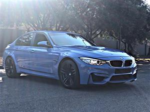 2015 BMW M3 auto