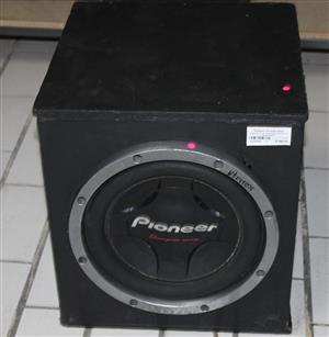 Pioneer sub champion series in black box S032254A #Rosettenvillepawnshop