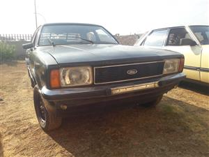 Ford cortina mk4 stripping for spares