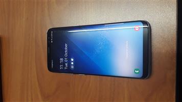 Samsung S8 64GB - Coral Blue