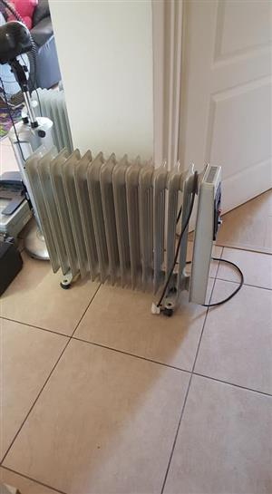 Long electric oil heater for sale