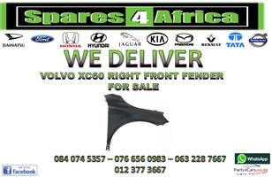 VOLVO XC60 RIGHT FRONT FENDER FOR SALE