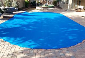 PVC Swimming Pool Covers for Sale