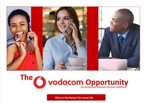 Business Opportunity (Vodacom EBU)