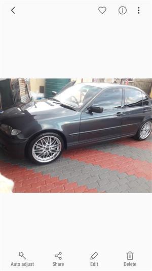 2003 BMW 3 Series sedan 330i M SPORT A/T (G20)