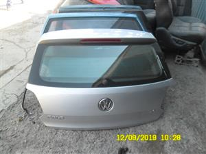 Polo 6 tailgate