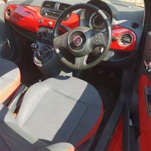 2015 Fiat 500 0.9 TwinAir Pop